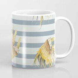 Feather Coffee Mug