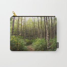 trail in the woods Carry-All Pouch