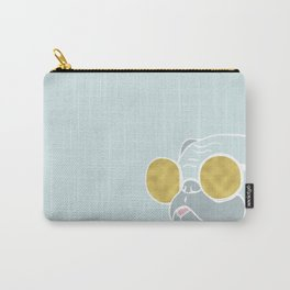 Shaded Pug Carry-All Pouch