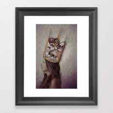 Royal Framed Art Print