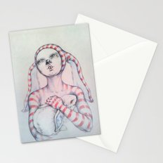 The Bunny rabbit Stationery Cards
