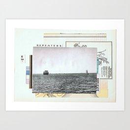 Echo • Art Print