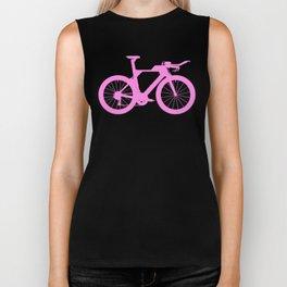 Bike Pink Biker Tank