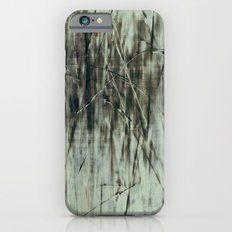 Emerald grass ~ Abstract Slim Case iPhone 6s