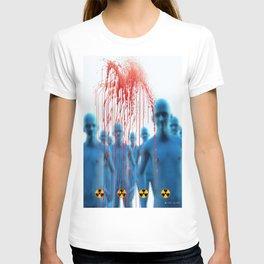 Aliens Gang & Strange Cosmic Blood T-shirt
