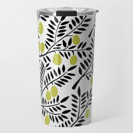 Little Lemons Travel Mug