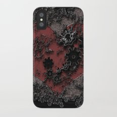 Love Is surreal. iPhone X Slim Case