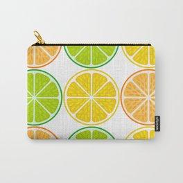 Citrus fruit slices Carry-All Pouch