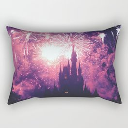 Dreaming world Disneyland Rectangular Pillow
