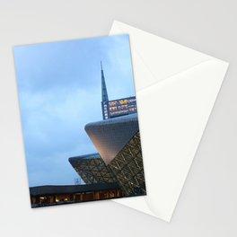 Zaha H A D I D | architect | Guangzhou Opera House Stationery Cards