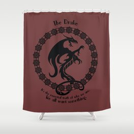 The Drake - 666 Park Avenue Shower Curtain