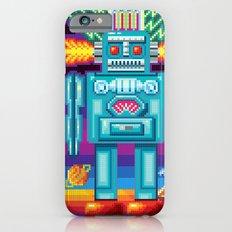 Pixel Robot Slim Case iPhone 6s