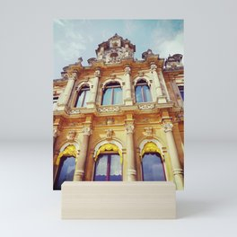 Beautiful County Mansion Mini Art Print