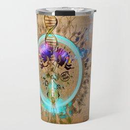 GODDESS OF PROCESSING (The American Gods Collection) Travel Mug
