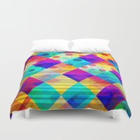 circus Duvet Covers featuring Circus by Sandra Arduini