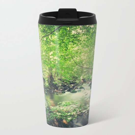 Peekaboo 4 Metal Travel Mug