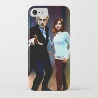 run iPhone & iPod Cases featuring Run! by Taylor Bookout