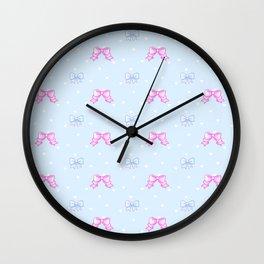 Bowsie wowsie Wall Clock