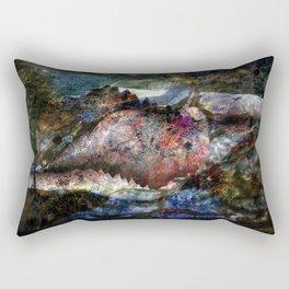 abstract 777 Rectangular Pillow