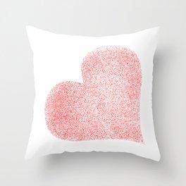 Heart (9) Throw Pillow