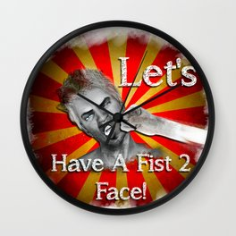 Lets Wall Clock