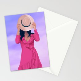 Le Chapeau Stationery Cards