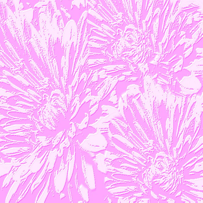 In The Pink Floral Abstract Comforters