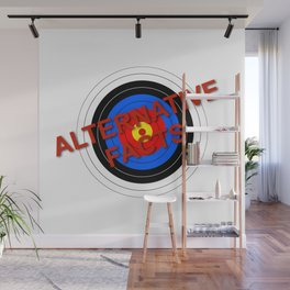 Target Alternative Facts Wall Mural