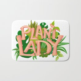 Plant Lady Bath Mat