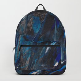 Waves Triptych I Backpack