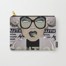 Miss INTOX Mugshot Party Captain by Night Carry-All Pouch