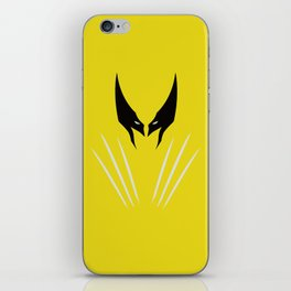 Wolverine Weapon X The New Avengers X-Men iPhone Skin