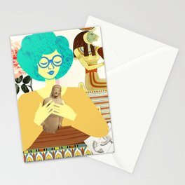 Egyptian Room Stationery Cards