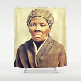 Harriet Tubman, Civil Rigts Activist Shower Curtain