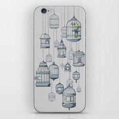 Last Bird in the Shop iPhone Skin