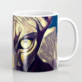 sphynx cat from hell vafn Coffee Mug