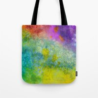 poop Tote Bags featuring Unicorn Poop by Andrea Gingerich