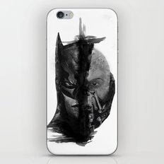 Braking Bat iPhone & iPod Skin