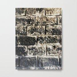 STAY COOL - Stone Wall #1 Metal Print