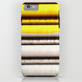 SPLASH - YELLOW iPhone Case