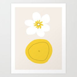 Bright and Sunny Art Print