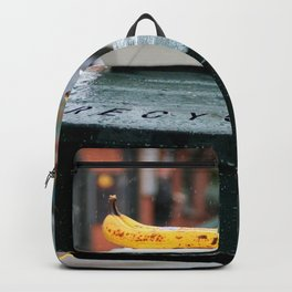 Waste Not, Want Not - Recycle Backpack