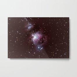 M42 in Orion Metal Print