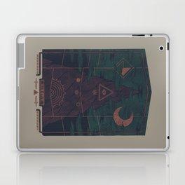Mount Death Laptop & iPad Skin