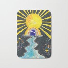 Sun portal Bath Mat