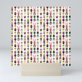 Sp!derman & Co Mini Art Print