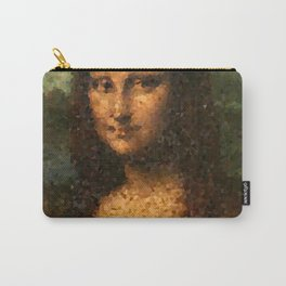 MONALISA PIX Carry-All Pouch