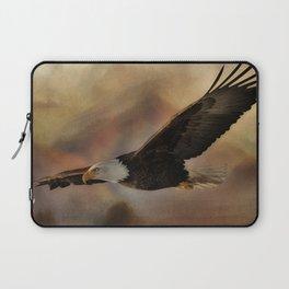 Eagle Flying Free Laptop Sleeve