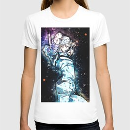 Jojos Bizarre Adventure Johnny Joestar T-shirt