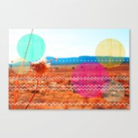 wind Canvas Prints featuring Wind by Kakel-photography